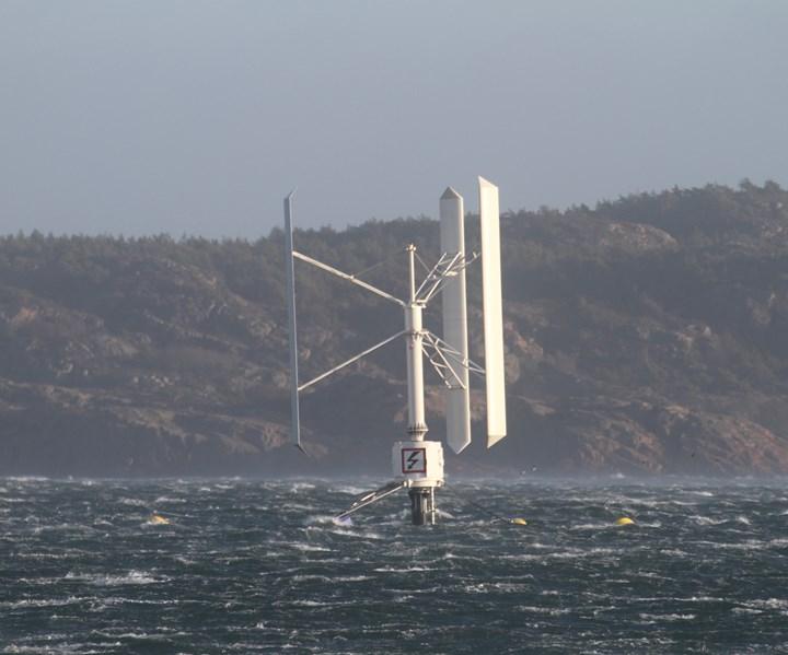 wind turbine SeaTwirl