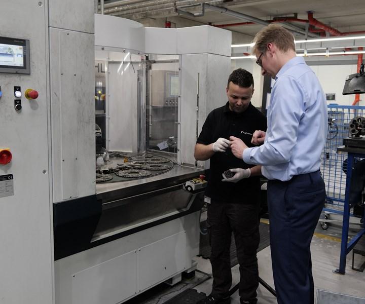SGL Carbon graphite reinforced automotive part production expansion