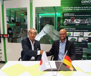 Cevotec, Fuji sign exclusive sales partnership for Japan and Thai markets
