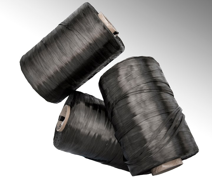 Zoltek carbon fiber