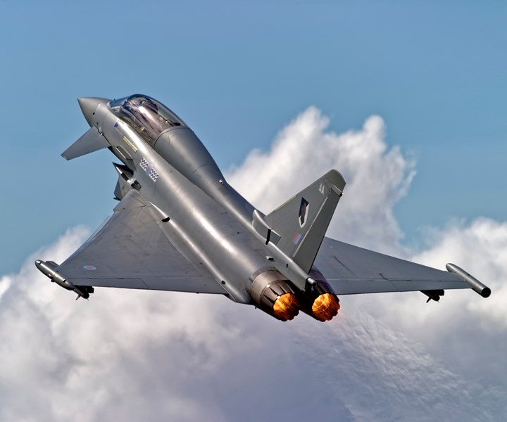 Rockwood Composites Eurofighter
