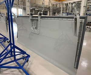 Spirit AeroSystems opens new spoiler manufacturing facility