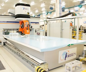 Strata automates Airbus A350 inboard flap production line