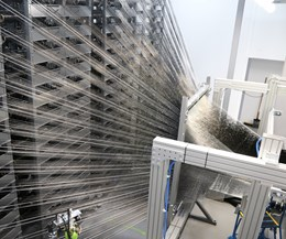 Cygnet Texkimp supplies high-capacity 3D weaving creel to the AMRC