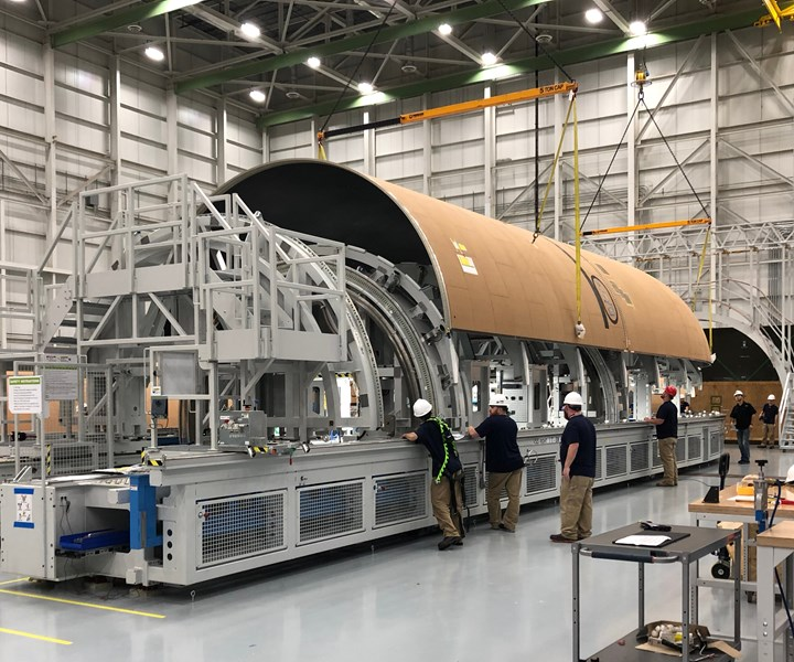 composite payload fairings for spacecraft