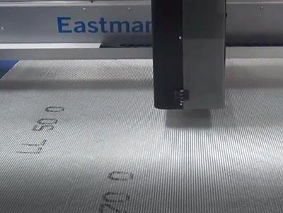 EasyMark airbrush marking system.