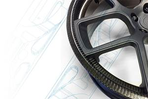 Carbon ThreeSixty, Leonardo, NCC all-composite helicopter wheel project takes off