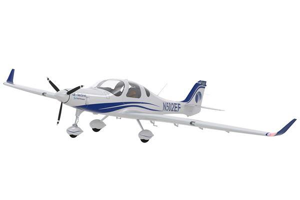 拜拜航空航天公司开始生产eFlyer-2全复合机身图像