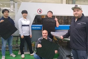 Dieffenbacher Fiberforge system contributes to South Korean UNIST research