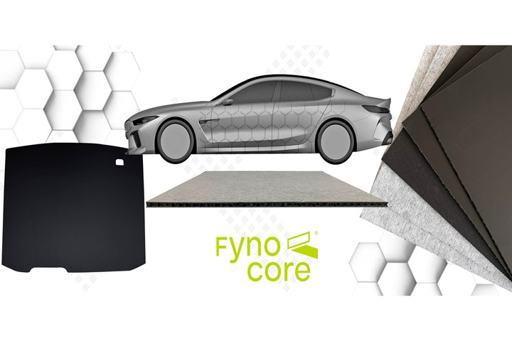 Fyconcore honeycomb core technology.