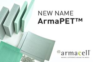 Armacell rebrands all PET-based foam products under ArmaPET name
