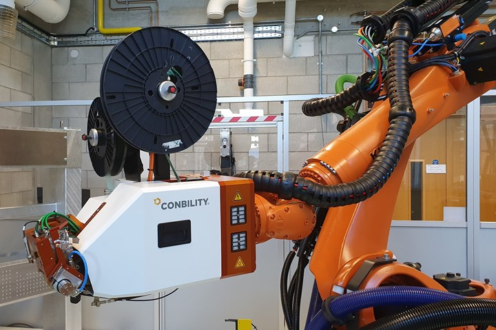 Bilsing Automation invests in a Conbility system.