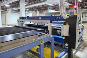 Boston Materials manufacturing line increases composite material production capacity