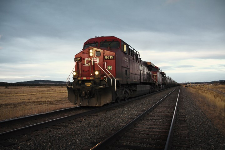 CP Hydrogen Locomotive Project