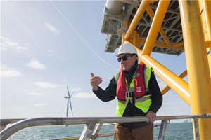 Iberdrolaplans firstindustrial-scale floating offshore wind farm in Spain