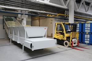 Johns Manville launches thermal recycling unit for glass fiber waste