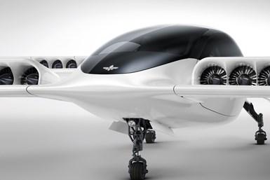 Lilium Jet front view