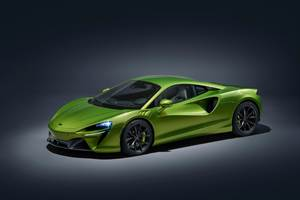 McLaren Artura features new composite architecture