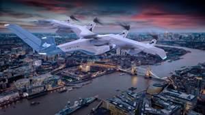 Solvay,垂直航空航天展开UAM协议