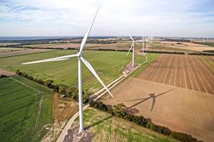 DecomBlades consortium awarded funding for a cross-sector wind turbine blade recycling project