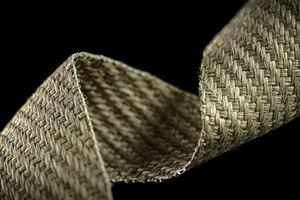天然纤维编织带具有较好的机械性能、可持续性