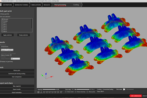 Enhanced Digimat software offers improved composite 3D printing simulation capabilities