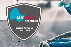 Keyland Polymer offers antimicrobial protection for its UV-cured powder coatings