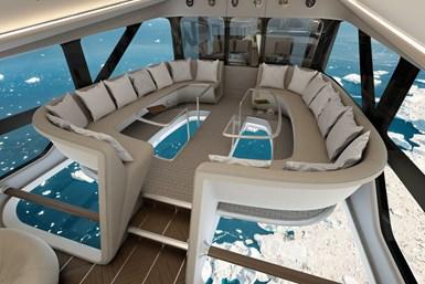 Airlander 10 interior.