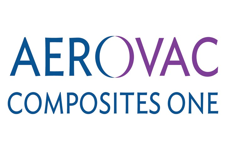 New Aerovac, Composites One logo.