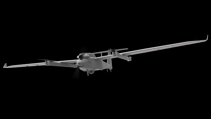 Arcturus JUMP 20 VTOL aircraft.
