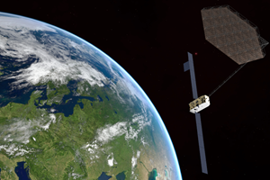 Airbus PERIOD project to pioneer satellite factory in space