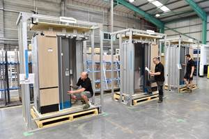 TRB Lightweight Structures to supply composite components for Hitachi trains
