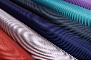 Hypetex colored carbon fiber materials made available to U.S. customers