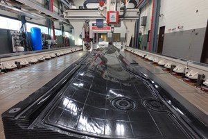 Bell, Ingersoll apply LFAM to main rotor blade component production