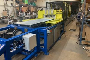 Kent Pultrusion ships ServoPul machines to North American pultruder
