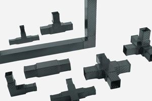 Refitech展开了Refiflex Range,为施工解决方案提供拉挤型材
