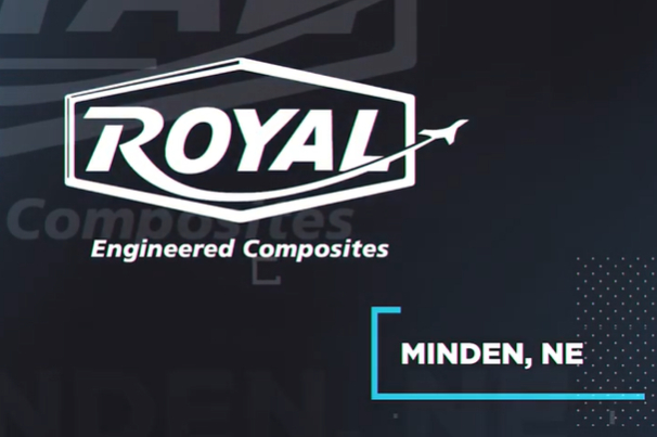 Royal Engineered Composites named Innovation Business of the Year