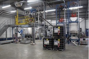 Scott Bader expands adhesives, gelcoats and formulated products production capacity