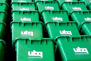 UBQ材料授予废物衍生热塑性的ISO认证