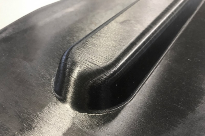 High-performance composite material, TuFF.