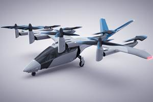 Solvay to develop composite structure for Vertical Aerospace eVTOL aircraft