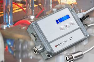 Optris launches high-speed pyrometer CT 4M