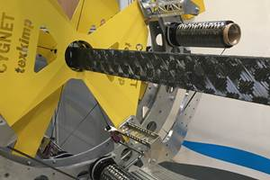 NWCC, Cygnet Texkimpcollaboration to advance data on winding capability for composite parts