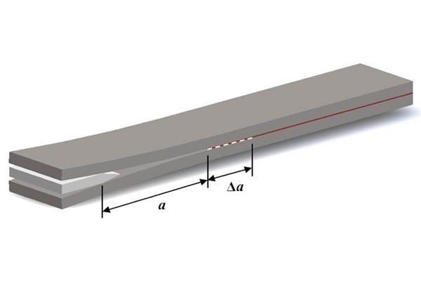 粘合复合材料图像的耐久性测试