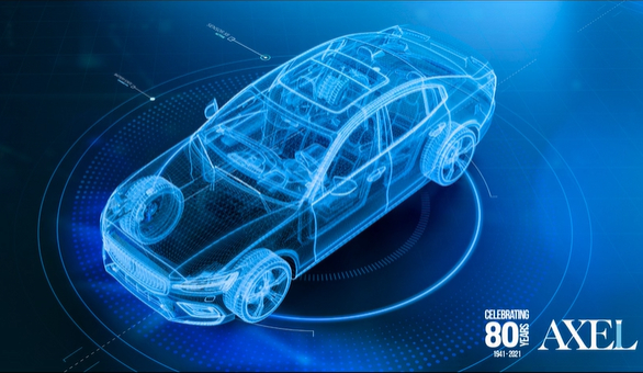 Mold release solutions for automotive composites image