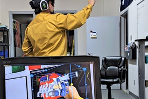 Advanced Composites Training uses augmented reality to deliver composites training