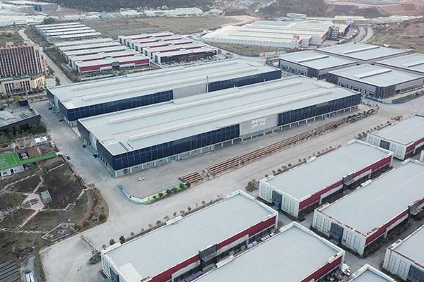 EHang Yunfu facility.