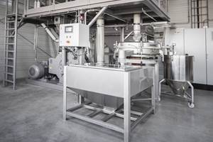 In-house polymer pulverizer expands Ensinger's manufacturing capacities for composites