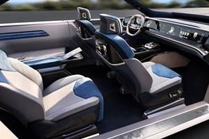 佛吉亚在上海车展上展示了用于商用车的复合氢演示装置