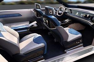 Faurecia在汽车上海活动时展示了商用车的复合氢演示器